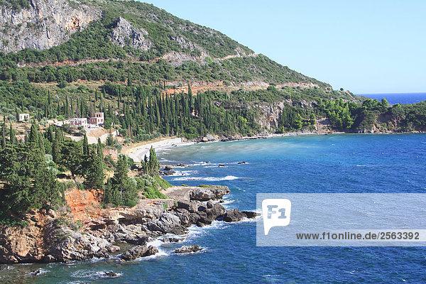 Greece : Kardamili
