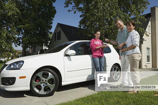 Tochter neu VW