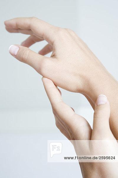 Schönheit Hände