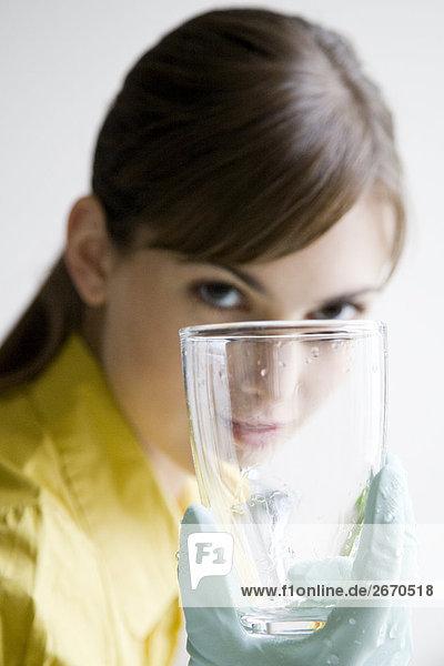 Frau Glas Reinigung