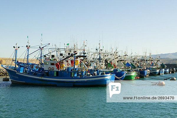 Fischereihafen Fischerhafen Dock