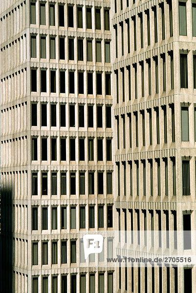 Nahaufnahme-high Rise Bürogebäude  Atlanta  GA