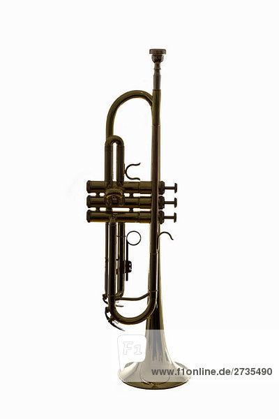 Eine Trompete,  Studioaufnahme