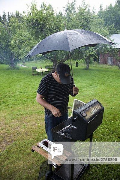 Mann Regen Wetter Mann,Regen,Wetter