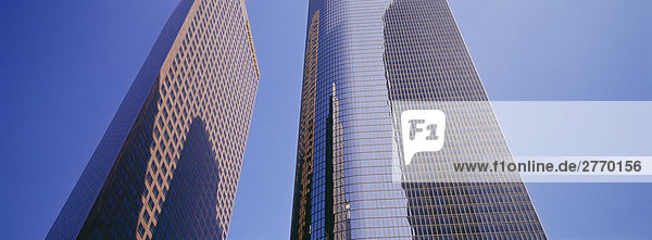 Wolkenkratzer  Downtown  Los Angeles  Kalifornien  USA