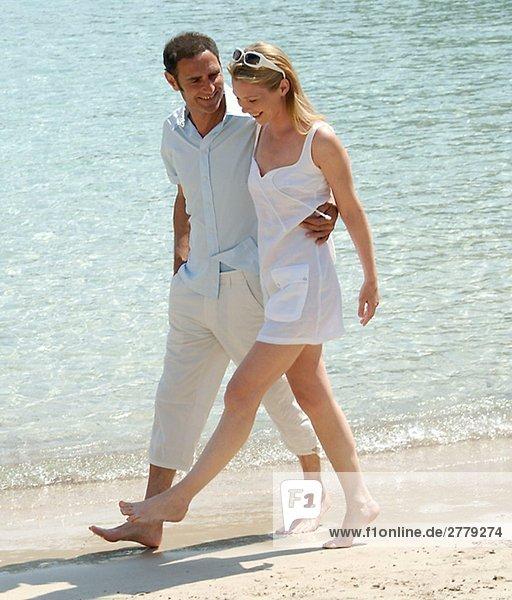 Strandspziergang