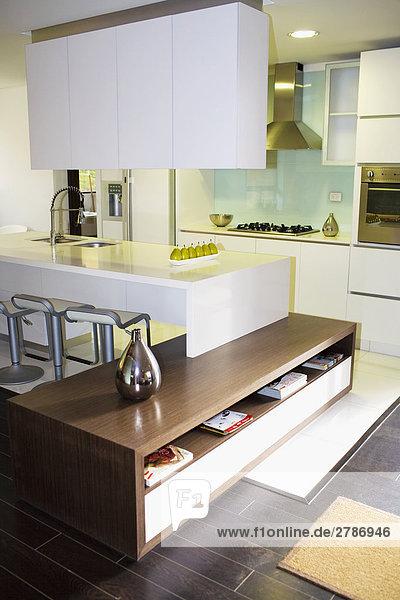 Interieur einer Küche