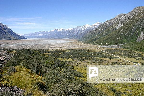 Neuseeland - Tasman River