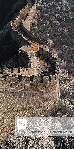Ansicht der Dazhen Senke  Beijing