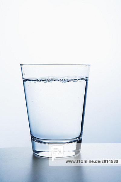 Ein Glas Wasser Schweden.