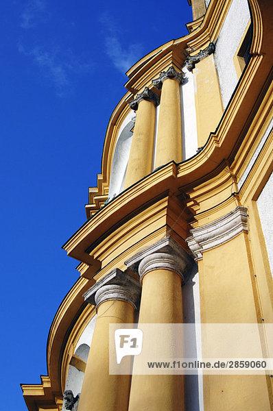 Deutschland  Bayern  München  St. Michaels Kirche  Tiefblick