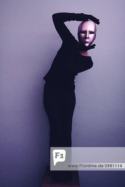 Pantomime und Maskerade