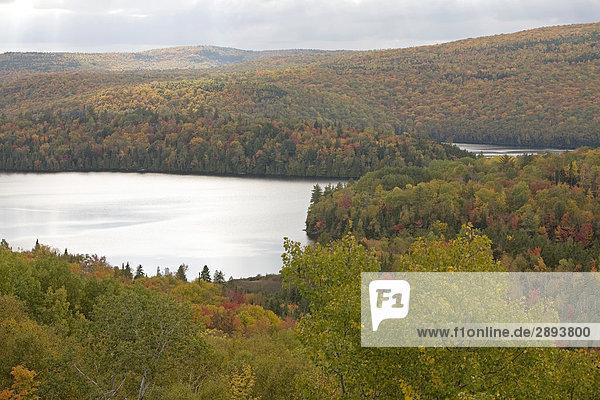 Sacacomie lake bei Quebec  Kanada