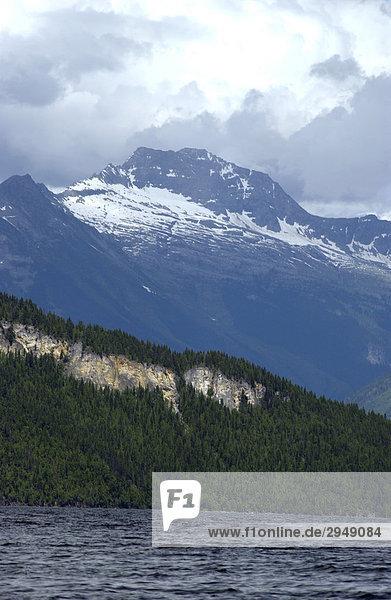 Quesnel Lake  British Columbia