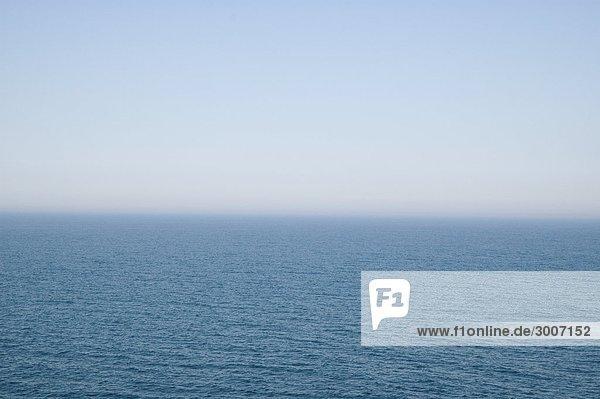Himmel, Horizont, Meer, blau, Baltikum