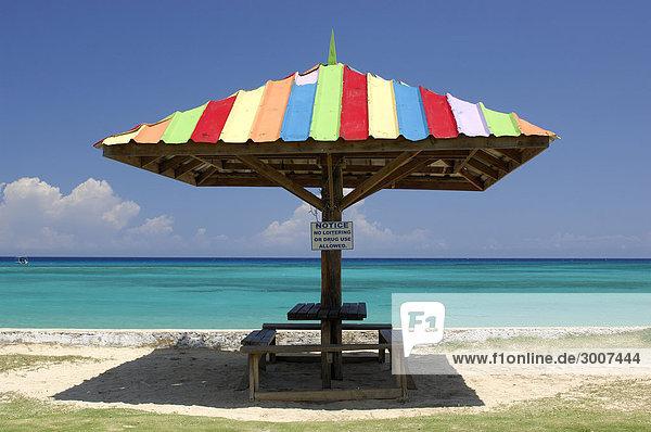 10851219  Karibik  Runaway Bay  Jamaika  Meer  Co