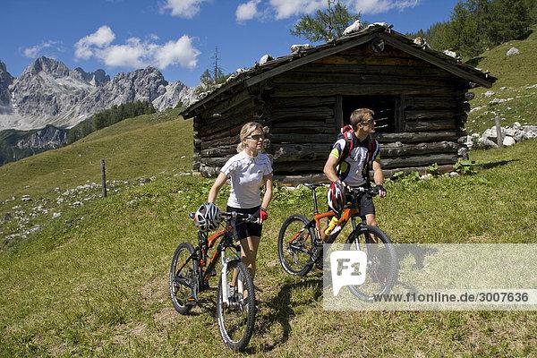 10853514  Bike  Österreich  Filzmoos  Salzburg  summe