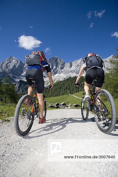 10853521  Bike  Österreich  Ramsau  Dachstein  Steiermark