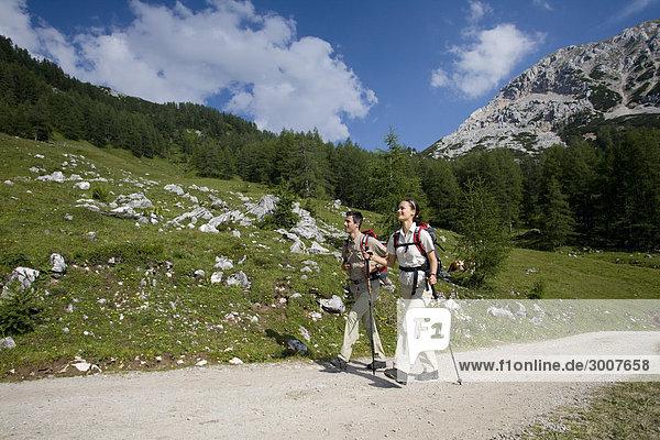 10853599  Walking  Wandern  Ramsau  Dachstein  Styr