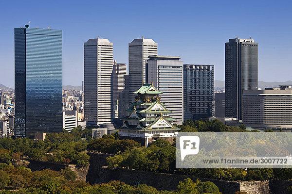 10854592  Japan  Asien  Kansai Osaka  Stadt  Stadt