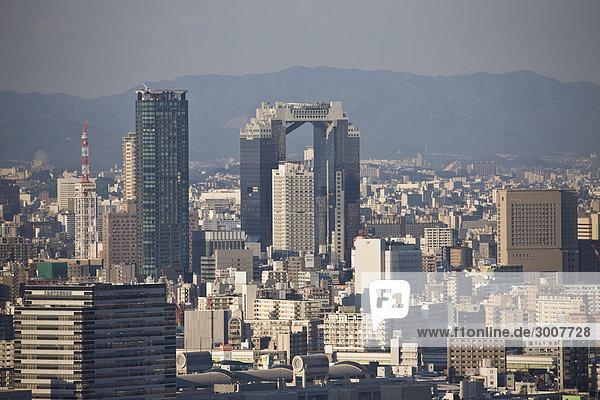 10854634  Japan  Asien  Kansai Osaka  Stadt  Stadt