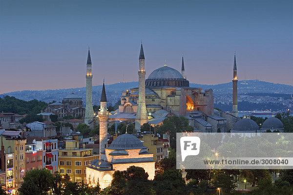 10856169  Türkei  Juni 2008  Istanbul City  Hagia