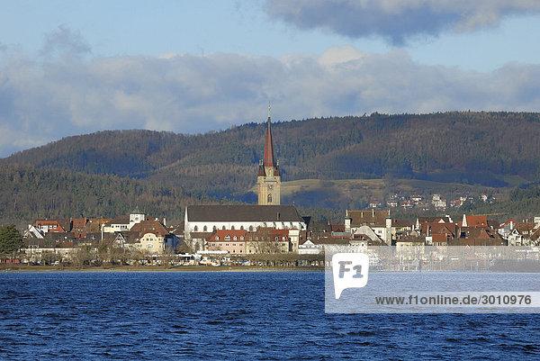 Radolfzell am Bodensee - Landkreis Konstanz  Baden-Württemberg  Deutschland  Europa. Radolfzell am Bodensee - Landkreis Konstanz, Baden-Württemberg, Deutschland, Europa.