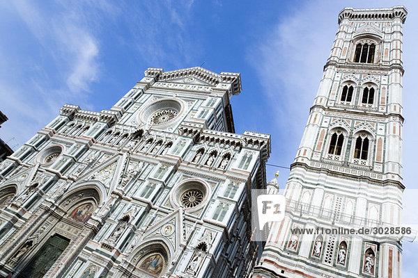 Italien  Toskana  Florenz  Kathedrale  Santa Maria del Fiore  Tiefblick