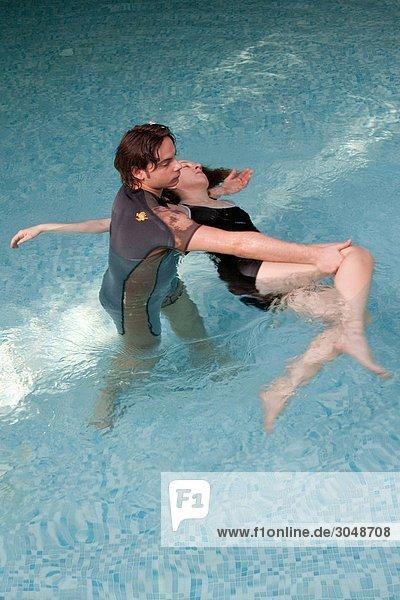 Italien  Emilia Romagna  Porretta Terme Hotel Helvetia Hotel: Hydrotherapie