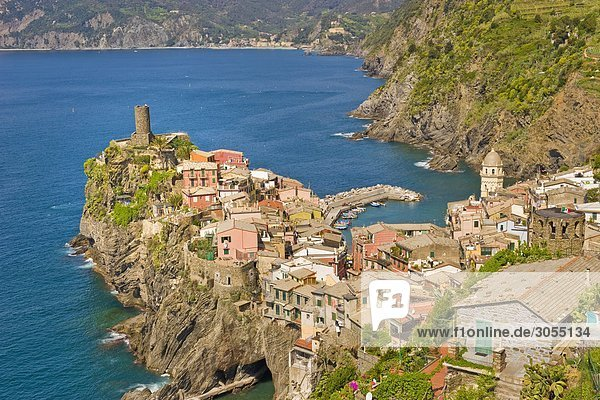 Cinque Terre Italien Ligurien