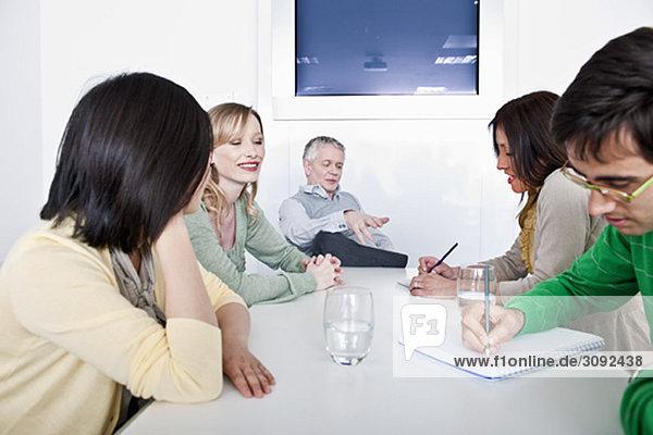 informelles Gruppentreffen