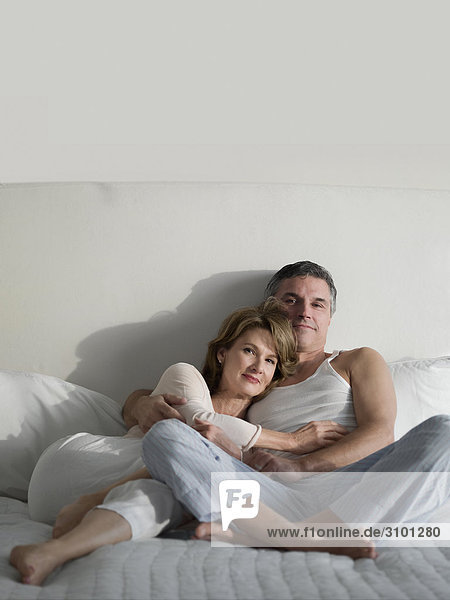 Bett Romantik