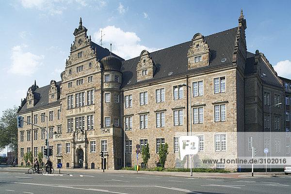 Amtsgericht  Oberhausen  Nordrhein-Westfalen  Deutschland