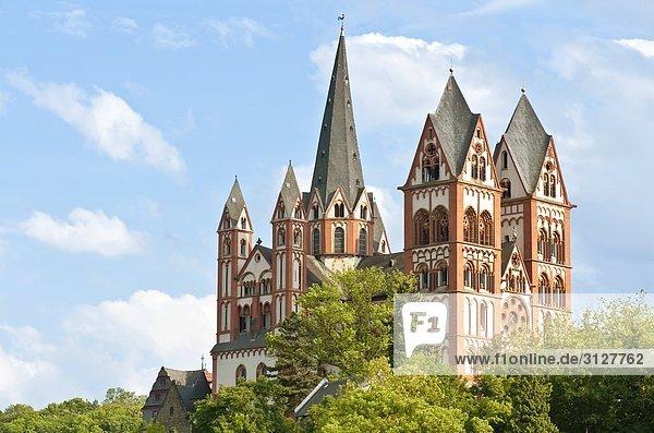 Limburger Dom  Limburg an der Lahn  Deutschland