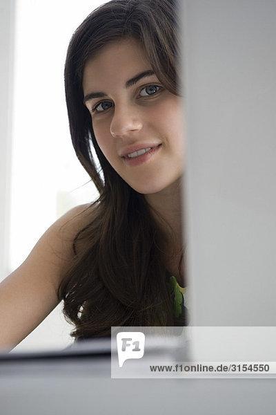 Teenager Mädchen  Portrait
