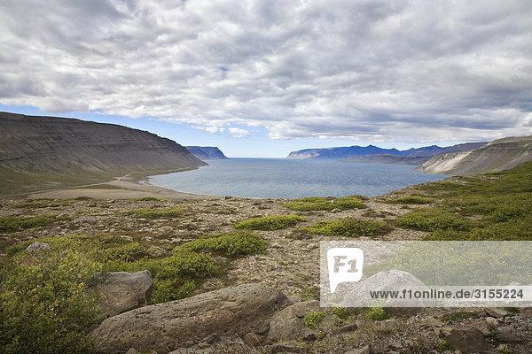 Arnarfjordur  The Westfjords  Iceland