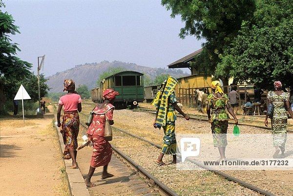Afrika,Afrique,Benin,Chemin,Dahomey