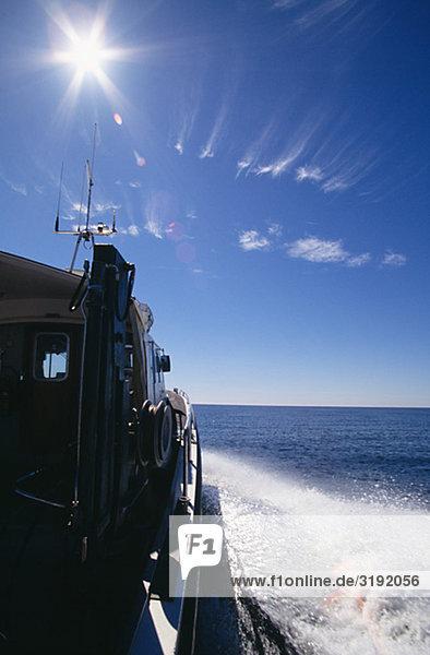 Segeln Meer Schiff