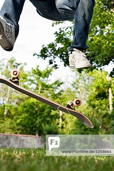 Junge Skaten,  Schweden.