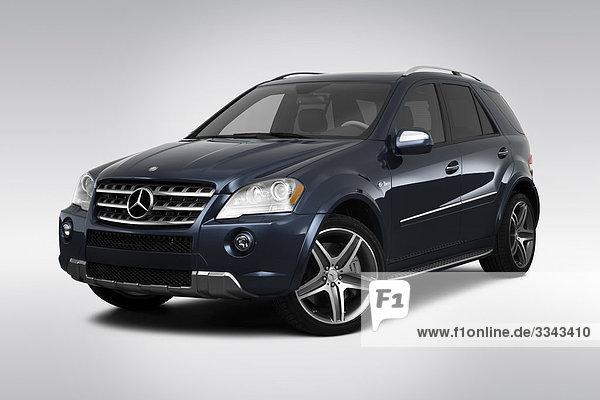 grau frontal Ansicht Flachwinkelansicht Daimler-Chrysler Winkel