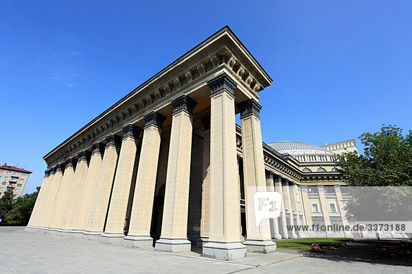 Nowosibirsker Opernhaus