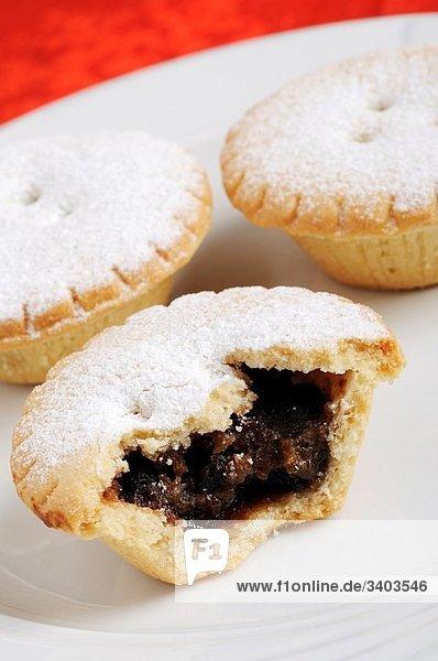 Mince Pies  Traditional Christmas Food