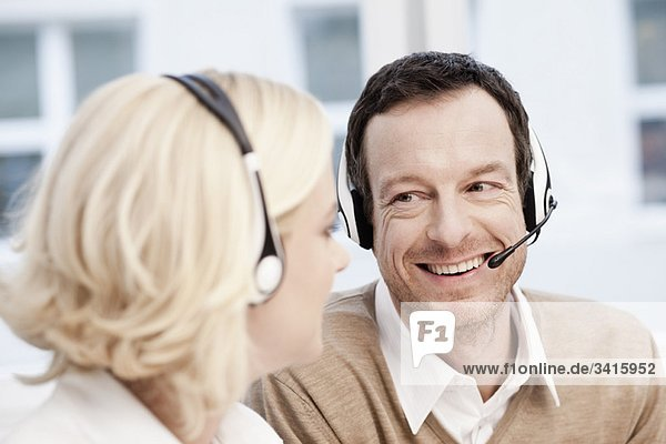 Callcenter-Team