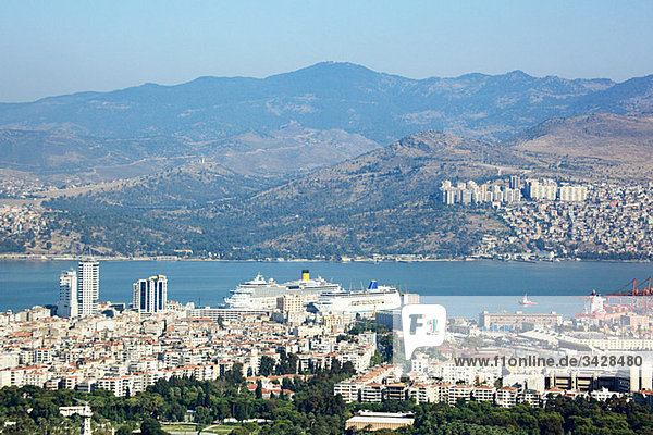 Izmir Hafen Türkei