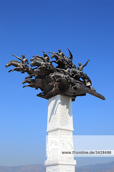 Skulptur ist Izmir Truthahn