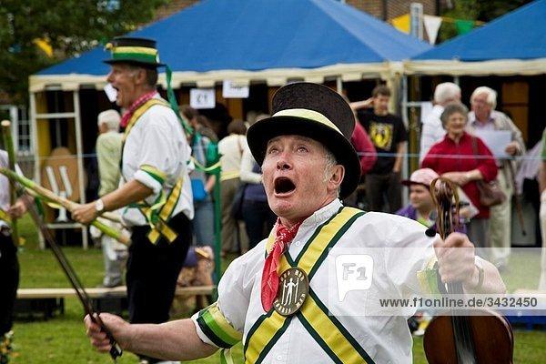 Morris Men   Sussex   England