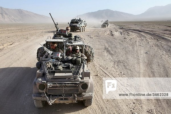 Dutch military in Uruzgan  Afghanistan