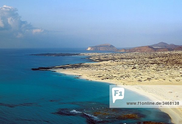 Asia Yemen Bir Ali Qana port that is an ancient sea route that went along the north western shore to the port of Gerrha in the Arabian Gulf known as the gold and incense road beach