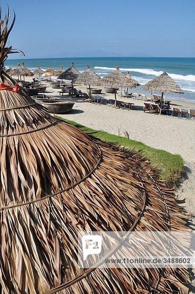 Hoi An (Vietnam): the An Bang Beach