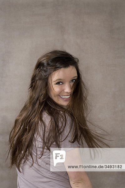Porträt Teenagerin